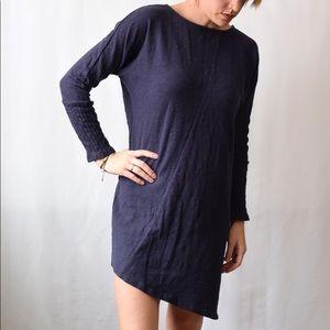 Chalet • Long Sleeve Asymmetric Dress